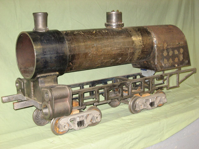 Sacramento Valley Live Steamers Railroad Museum (SVLSRM)